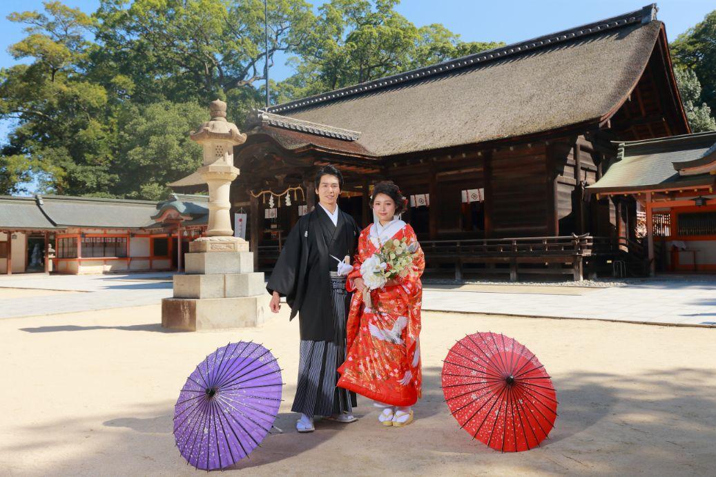 大山祇神社結婚式