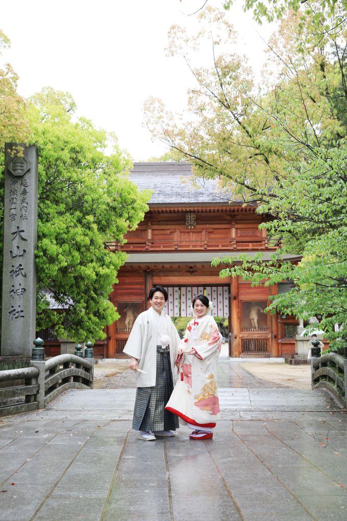 大山祇神社 結婚式